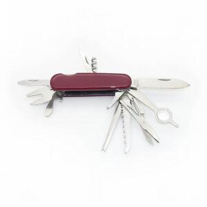 Multitool Taschenmesser / Camping Angeln Klappmesser Viele Messer im Shop zum SK