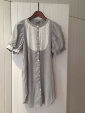 Super Cute 100% Cotton H&M Shirt Dress US Size 6