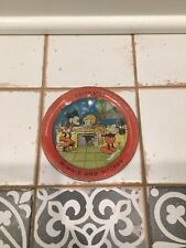Disney's Minnie and Mickey Helpmates 4.125 inch plate from Children's tea set