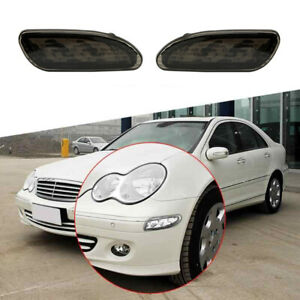 Fit Mercedes-Benz W203 C-Class 01-07 Side Marker Light Lamp Assembly Turn Signal