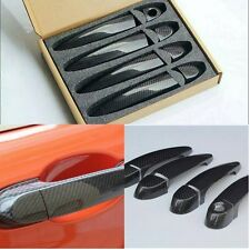 Carbon Fiber Door Handle Bar Cover Fit for BMW F80 F30 F31 F34 3 Series