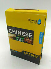 Rosetta Stone Learn Chinese Lifetime Online Subscription on IOS Android PC Mac
