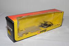 CORGI TOYS 1112 MERCEDES BENZ MERCEDES-BENZ TRUCK ORIGINAL EMPTY BOX EXCELLENT