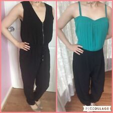 ASOS V Neck Patternless Jumpsuits & Playsuits for Women