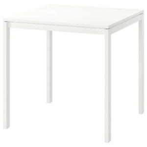 IKEA MELLTORP Tisch Essentisch Küchentisch weiß 75x75 cm NEU !