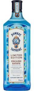 Bombay Sapphire English Estate 1000mL Bottle