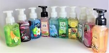 10 x Bath and Body Works GENTLE FOAMING Hand Soap Assorted Mix  8.75 oz