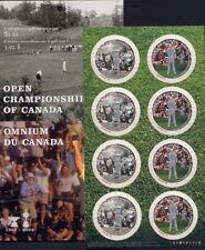 Canada-2004 SC # 2051-52 MI # 2207-8  Canadian Open Golf Championship,-MNH ( 3 )