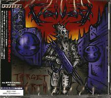 VOIVOD-TARGET EARTH-JAPAN CD BONUS TRACK F75