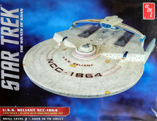 Star Trek U.S.S. Reliant NCC-1864 The Wrath Of Khan 1:537 AMT Model Kit AMT1036