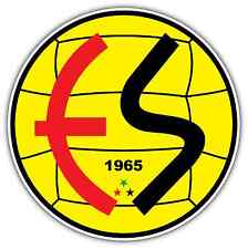 "eskisehirspor fc turkey football wagenschürze vinyl aufkleber decal 4.6""x4.6"""