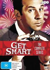 Get Smart (DVD, 2015, 25-Disc Set)