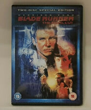 Blade Runner The Final Cut Harrison Ford Two Disc Special Edition Dvd 2007 Reg.2