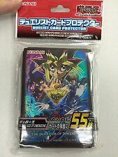Yugioh Konami Card Sleeves The Darkside of Dimensions Design X55