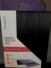 Targus Custom Fit Protective Case for iPad mini 3, 2 & 1 - Black