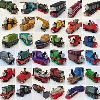Thomas & Friends Take N Play Diecast Magnetic Trains, Choose Your Trains, List 1