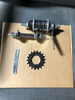 BENDIX bicycle FRONT & REAR hubs 26 inch 36 hole hub Morrow Arm Schwinn Columbia