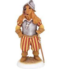 Robert Harrop Doggie People Cocker Spaniel Conquistador NIB 267 NEW IN BOX
