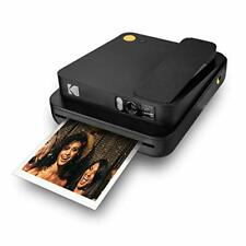 KODAK Smile Classic Digital Camera for 3.5 x 4.25 Zink Paper-Bluetooth,16MP(BLK)