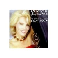 "AMANDA LEAR ""MY FRENCH ITALIAN SONGBOOK"" CD NEW+"