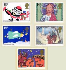 GB POSTCARDS PHQ CARDS MINT FULL SET 1981 CHRISTMAS PACK 56 10% OFF 5+