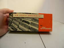Vintage Athearn Western Pacific Boxcar A183 RTR  early white/orange box OB