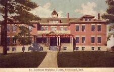 1910 EV. LUTHERAN ORPHANS' HOME, RICHMOND, IND