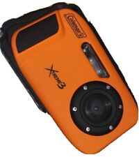 Coleman Waterproof Digital Still  And Video Camera Extreme 3 (1080HP) 10 scenes.