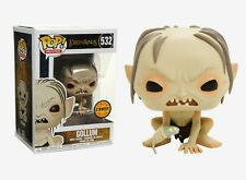 Funko Pop Movies: The Lord of the Rings - Gollum No. 13559 CHASE LIMITED EDITION