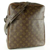 LOUIS VUITTON MARCEAU Shoulder Bag Purse Monogram No.70 JUNK