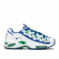 Mens Puma Cell Endura Patent 98 Trainers In Puma White / Andean Toucan