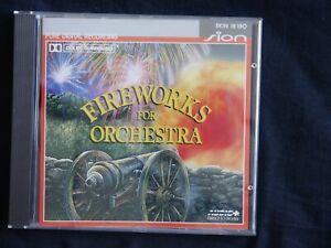 CD  Fireworks For Orchestra (Copland, Khachaturian, Tschaikowsky, Holst u.a.)