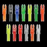 12 25 50 100  Pack of Bohning Blazer F Nocks Choice of Nock Colors