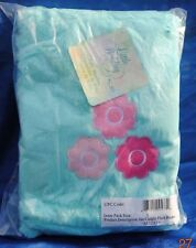 """LITTLE BEDDING BY NOJO BABY BLANKET GIRLS CUDDLE PLUSH 30"""" BY 40"""" NEW"""