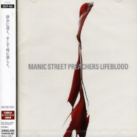 MANIC STREET PREACHERS-LIFE BLOOD-JAPAN CD F30