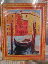 Mysteries of Venice cross stitch kit
