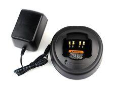100-120V Radio Battery Charger for Motorola GP328 GP338 GP340 HT1250 PRO5150 as