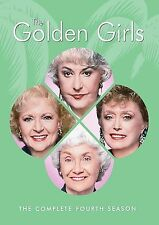 The Golden Girls - Season 4 (DVD, 2006, 3-Disc Set)