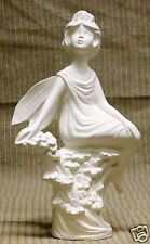 Ceramic Bisque Candy Tuft Fairy Gare Mold 3755 U-Paint Ready To Paint