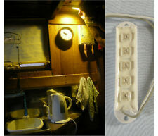 LED boat cabin / chart table light in WARM WHITE 5 LED     SL05-12-WW