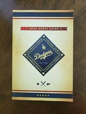 2006 Los Angeles Dodgers Baseball Media Guide