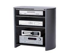 Alphason Finewoods FW750/4 Black Oak Hi-Fi / TV Stand