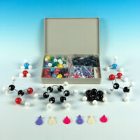 AM_ COLORFUL CHEMISTRY MOLECULAR ATOMS MODEL TEACHING AIDS EDUCATION TOY SUPER