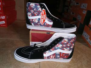 NEW Mens Vans Sk8-Hi Shoes, size 13