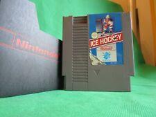 Nintendo NES Spiel **  ICE HOCKEY **  KULT !
