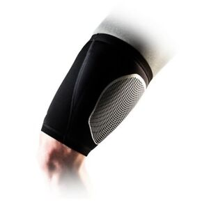 NIKE PRO HYPERSTRONG THIGH SLEEVE 2.0 -INJURY SUPPORT -BLACK NMS74066 - L XL