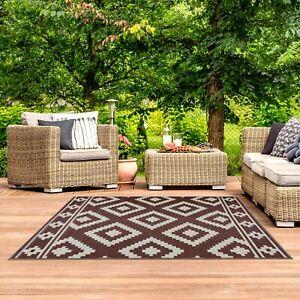 Playa Rug Milan, Reversible, Indoor/Outdoor Recycled Plastic Floor Mat/Rug