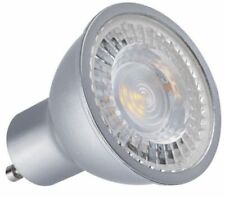 3x Kanlux PRO GU10 Spot Light Bulb LED 7W 120 Degree Lamp 2700K Warm White 24503