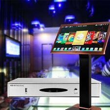 Home KTV HD Karaoke Player Chinese Sing Machine with 40K Songs+Touch Screen
