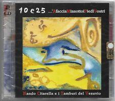 2CD NANDO CITARELLA & TAMBURI DEL VESUVIO Afacciamia (Il Manifesto 2004) SEALED!